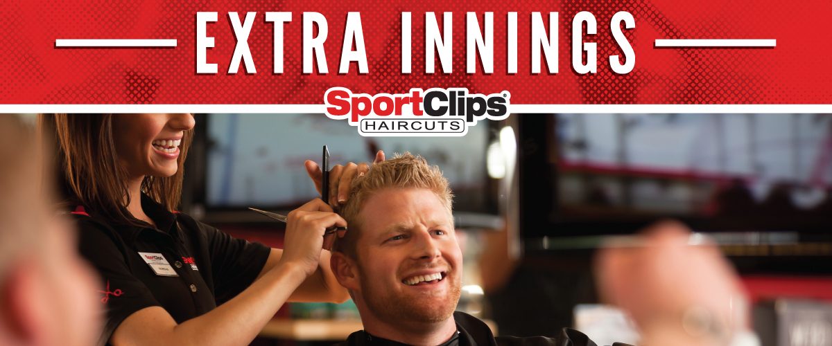 The Sport Clips Haircuts of Sioux Falls - Foss Corner  Extra Innings Offerings